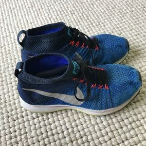 Nike Zoom Pegasus all our flyknit sneakers